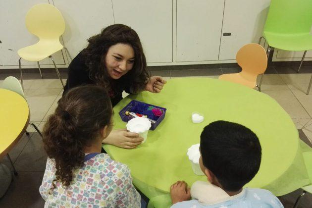 """פעילות לילדים מאושפזים בלב חב""""ד כפר סבא"""
